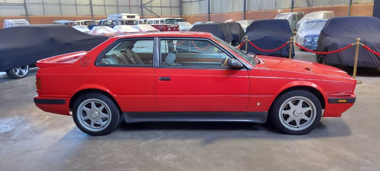 1990 Maserati 222 SE located in JHB - Road and Race